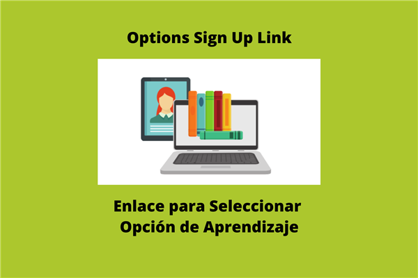 Instructional Options Sign Up