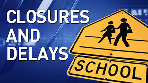 Guidelines for weather related school closures.