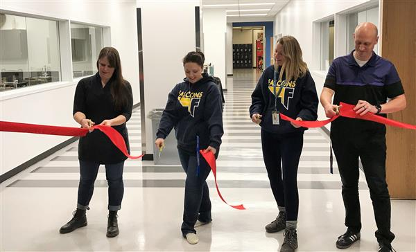Fowler MS Grand Opening Held