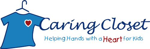 Caring Closet. Helping Hands with a Heart for Kids