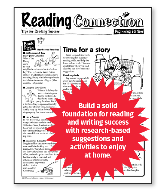 Reading Connections Resources