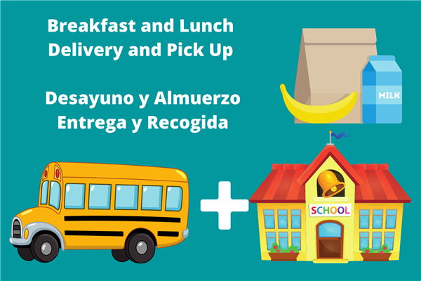 Grab and Go Meal Sites During Distance Learning