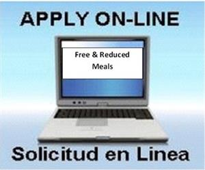 Free and reduced lunch online application