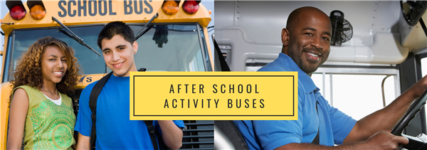 After school activity routes