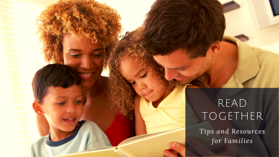 Read together tips and resources for families