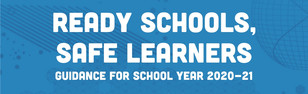 Icon for Ready School, Safe Learners