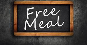 Free Meal Icon