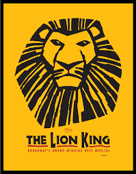 Spring Play:  The Lion King!