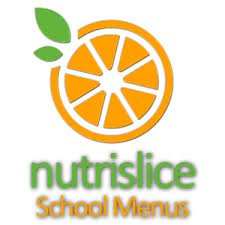 New Nutrislice Menu