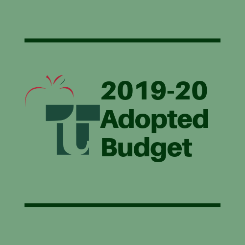 2019-2020 TTSD Adopted Budget
