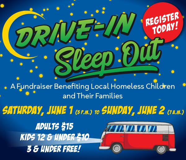 Drive-In Sleep Out Event
