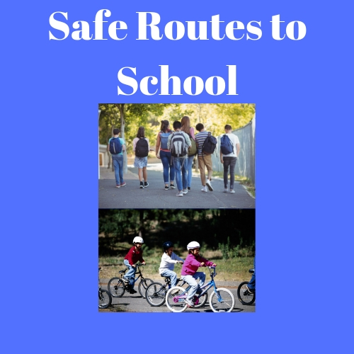 Walking and Biking to School Safety